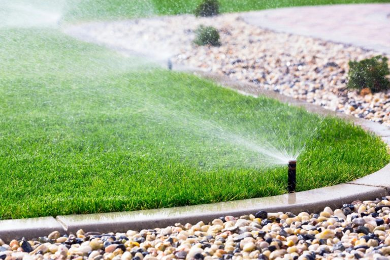 Irrigation System Design & Construction